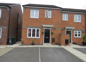 Thumbnail 3 bedroom semi-detached house for sale in Cecil Court, Hartlepool