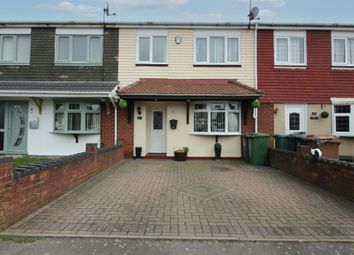 Lime Close, Bentley, Walsall WS2. 3 bed town house for sale