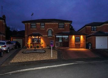 Thumbnail 4 bed detached house for sale in Maplewood, Skelmersdale