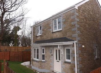 Thumbnail 4 bed detached house to rent in Wall Road, Gwinear, Hayle