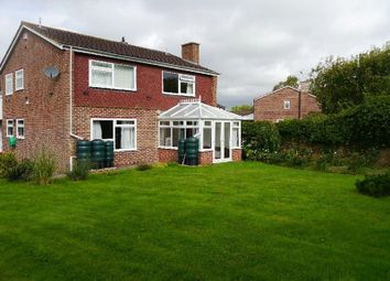 Thumbnail 4 bed detached house for sale in Roman Way, Ross-On-Wye