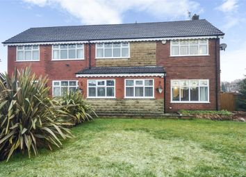 Thumbnail 5 bed detached house for sale in Evesham Close, Middleton, Manchester, Lancashire