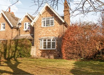 Thumbnail 3 bed semi-detached house for sale in Main Street, York