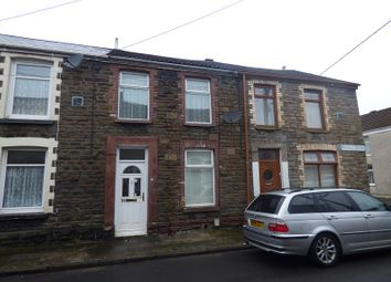 Thumbnail 2 bed terraced house for sale in Brookdale Street, Neath, West Glamorgan.