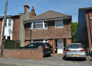 Thumbnail 4 bed detached house to rent in Padwell Road, Southampton