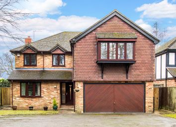 Thumbnail 4 bed detached house to rent in Copperkins Lane, Chesham Bois, Amersham