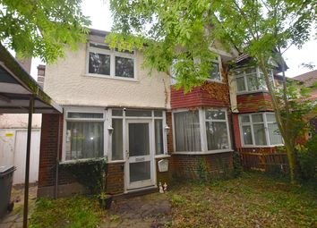 Thumbnail 4 bed semi-detached house for sale in Preston Road, Wembley