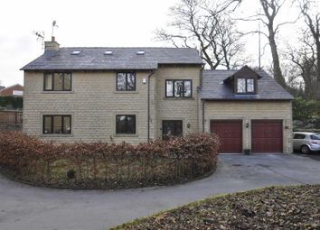 Thumbnail 6 bed detached house for sale in Foxhill Park, Stalybridge