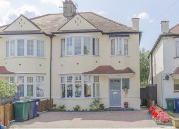 Thumbnail 3 bed semi-detached house for sale in Woodberry Grove, London