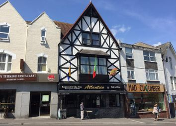 Thumbnail Restaurant/cafe for sale in Takeaway & Restaurant, Bournemouth