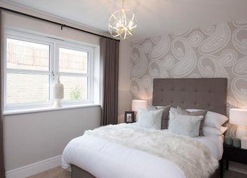 """The Rosebury Showhome"" at Blantyre, Glasgow G72"