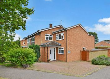 Thumbnail 4 bed semi-detached house for sale in Stokes Croft, Haddenham, Aylesbury
