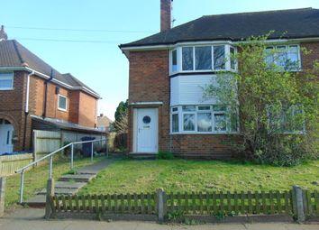 Thumbnail 1 bedroom maisonette for sale in Brandwood Park Road, Kings Norton, Birmingham