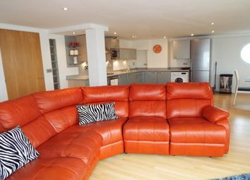Thumbnail 2 bed flat to rent in City Wharf, Cardiff