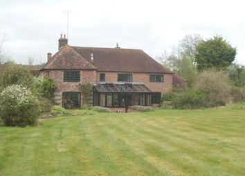 Thumbnail 4 bed detached house to rent in Upper Oakhill, Froxfield, Marlborough, 3Jt.