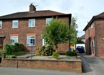 Thumbnail 3 bed semi-detached house for sale in Littlemoor, Newbold, Chesterfield