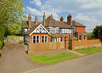 Thumbnail 6 bed detached house for sale in Roundbush Lane, Round Bush, Radlett