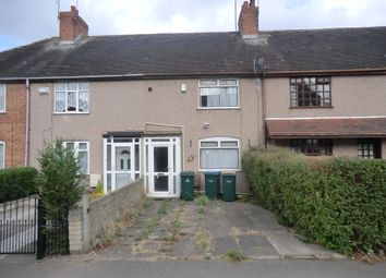 Thumbnail Terraced house to rent in Seagrave Road, Stoke, Coventry