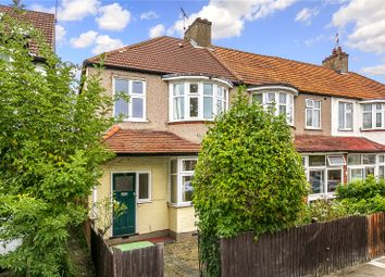 Thumbnail 3 bed end terrace house for sale in Waldegrave Road, Teddington