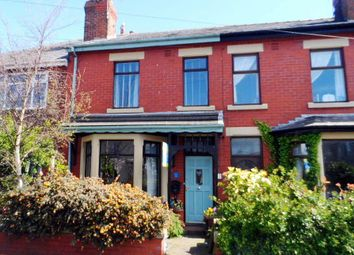 Thumbnail 4 bed terraced house for sale in St Bernards Road, Knott End On Sea
