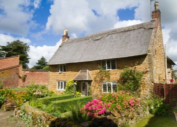 Thumbnail 3 bedroom cottage for sale in Drayton Road, Market Harborough
