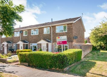 3 bed end terrace house for sale in Gainsborough Crescent, Eastbourne BN23