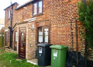 Thumbnail 2 bed property to rent in The Green, Hempton, Fakenham