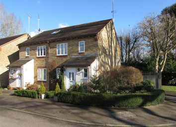 Thumbnail 2 bed semi-detached house for sale in Tanbridge Park, Horsham, West Sussex