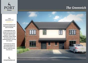 Thumbnail 3 bed semi-detached house for sale in Golden Meadows, Hartlepool