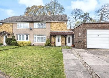 Thumbnail 3 bed semi-detached house for sale in Firlands, Bracknell, Berkshire