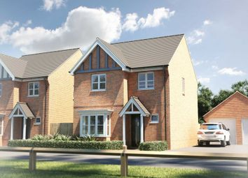 Thumbnail 4 bed detached house for sale in The Titchfield, Alderley Gate, Congleton