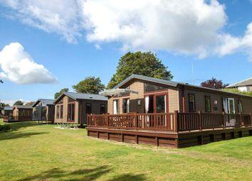 Thumbnail 2 bedroom mobile/park home for sale in Mudstone Lane, Brixham, Devon