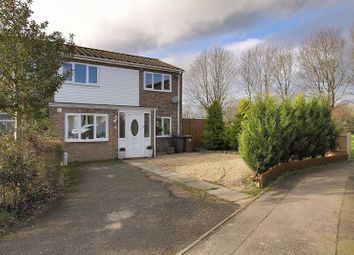 4 bed semi-detached house for sale in Claudius Close, Andover SP10