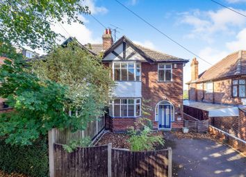 Thumbnail 3 bedroom semi-detached house for sale in Fairview Road, Woodthorpe, Nottingham