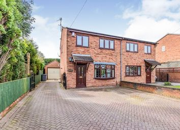Thumbnail 3 bed semi-detached house for sale in Sandwick Crescent, Stoke-On-Trent