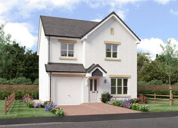 "Thumbnail 4 bed detached house for sale in ""Scott"" at Ravenscroft Street, Edinburgh"