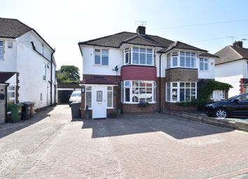 Thumbnail 3 bed semi-detached house for sale in Swifts Green Road, Luton
