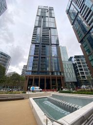 D2009, Maine Tower, 9 Harbour Way, Canary Wharf, London E14. 2 bed flat