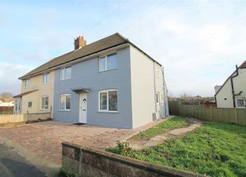 Thumbnail 3 bed semi-detached house to rent in Brambledean Road, Portslade, Brighton