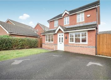 Thumbnail 3 bed detached house for sale in Larkspur Road, Great Sankey, Warrington, Na