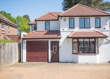 Thumbnail 4 bed detached house for sale in Elm Park Road, Pinner