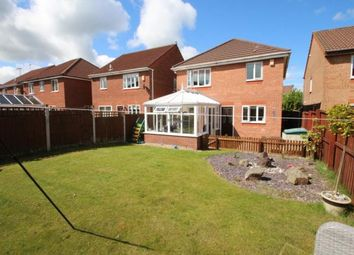 Thumbnail 3 bedroom detached house for sale in Rannoch Drive, Cherry Tree, Blackburn, Lancashire