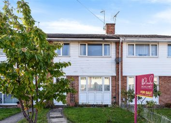Thumbnail 3 bed terraced house for sale in Reynards Close, Winnersh