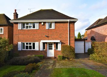 Thumbnail 3 bed detached house for sale in Leatherhead Road, Ashtead