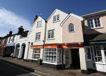 Thumbnail 3 bed flat to rent in Fore Street, Topsham, Exeter