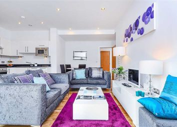 Thumbnail 2 bed flat for sale in Prestons Road, London