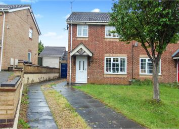 3 bed semi-detached house for sale in Merryhill, West Hunsbury, Northampton NN4