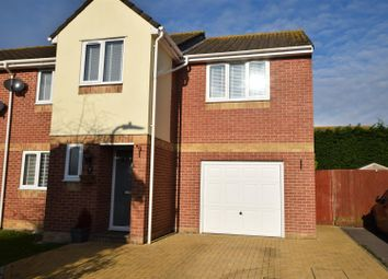 Thumbnail 4 bedroom semi-detached house for sale in Bramble Avenue, Barry