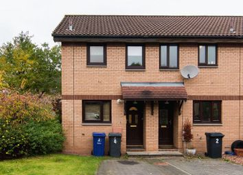 Thumbnail 2 bedroom end terrace house for sale in 4 Easthouses Place, Easthouses, Midlothian