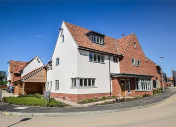 Thumbnail 5 bed detached house for sale in Gillon Way, Radwinter, Nr Saffron Walden, Essex